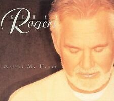 Rogers, Kenny: Across My Heart  Audio Cassette