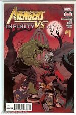 Avengers Vs Infinity #1 Recalled Misprint NM