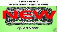NEW GM/CHEVY 6.5 DIESEL(90°) ANGLE CYLINDER HEAD #567  92-2000