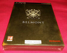 CASTLEVANIA LORDS OF SHADOW 2 SPECIAL EDITION BELMONT SONY PS3 NEUF VERSION UK