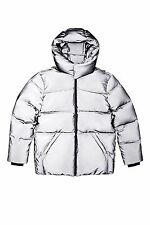Alexander Wang x H&M Mens Reflective Down Jacket Size S Small BNWT