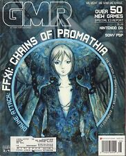 GMR August 2004 FFXI: Chains of Promathia, Monster Hunter w/ML VG 070816DBE2