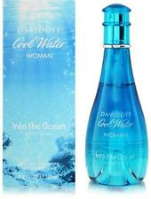 COOL WATER INTO THE OCEAN by Davidoff Perfume women 3.3 / 3.4 oz edt New in Box