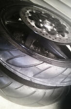 HYOSUNG WHEELS *BLACK or SILVER RIMS + Tyres Brakes Calipers Discs etc