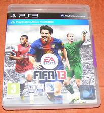2013 FIFA 13 (Sony Playstation 3, 2013) PS3