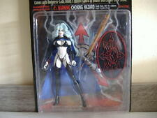 CHAOS COMICS LADY DEATH MOORE ACTION COLLECTIBLES - COMBINED SHIPPING