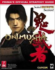 Onimusha: Warlords (Prima's Official Strategy Guide)-ExLibrary