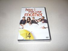 HOW I MET YOUR MOTHER SEASON 4 DVD BOX SET BRAND NEW AND SEALED