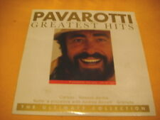 Cardsleeve Single CD PAVAROTTI Greatest Hits PROMO 4TR 1997 classic tenor