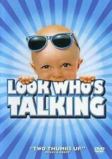 LOOK WHO'S TALKING - JOHN TRAVOLTA - 1998 DVD - ENGLISH, SPANISH & FRENCH LANG.