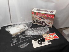 Model Kit Mustang 11 Budweiser Funny Car