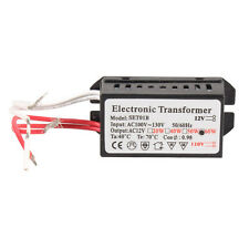 110V to 12V 60W Halogen Light Power Supply Converter Electronic Transformer #Cu3