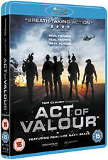 ACT OF VALOUR - BLU-RAY - REGION B UK