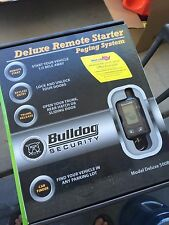 Bulldog Security Keyless Entry and Starter