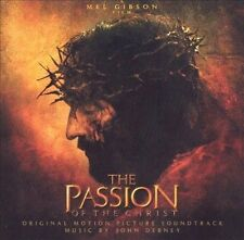 The Passion of the Christ [LIKE NW CD Soundtrack] John Debney, Mel Gibson  GREAT