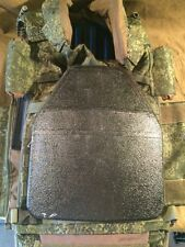 """Original Russian body armour """"Granit"""" 5A two plates set for 6B45 """"Ratnik"""" New!"""