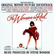 Stevie Wonder - The Woman In Red - cutout - NEW - LP