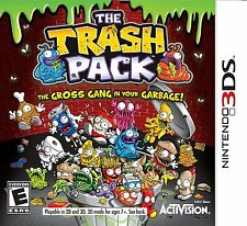 The Trash Pack [Nintendo 3DS Video Game Collect Over 160] Brand New Sealed