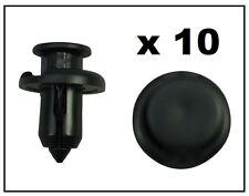 10 x Honda Paraurti Pannello elementi di fissaggio Clip Plastica Trim Clip OEM 91503-sz3-003