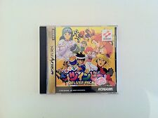 Sega Saturn Detana Twinbee Yahho! DELUXE PACK Japan SS
