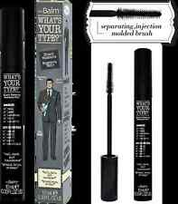 theBalm Cosmetics Whats Your Type Mascara Tall Dark & Handsome NIB *The Balm*