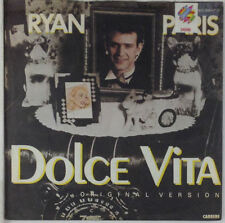"""7"""" Single - Ryan Paris - Dolce Vita - s685 - washed & cleaned"""