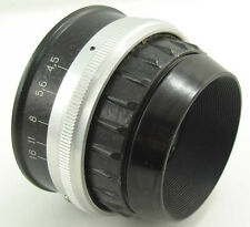 1980! SUPER Macro INDUSTAR-23U 4.5/110 Russian Soviet USSR Lens M39 M42 Enlarger