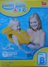 Inflatable Swimming Vest 3-6 years, 51 x 46cm, 18-30 kg, Swim Safe Float Aid
