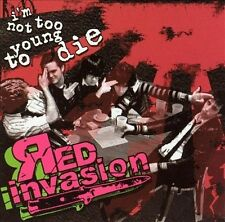 FREE US SHIP. on ANY 2 CDs! NEW CD Red Invasion: I'm Not Too Young to Die