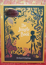 NEW SEALED The Jungle Book Bonded Leather Collectible Edition Out Of Print