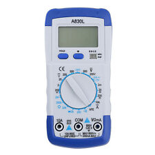 Accurate Digital Multimeter Voltmeter Ammeter Ohmmeter OHM Capacitance Tester