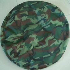 "RAV4 CRV Spare Wheel Tyre Tire Cover Case Bag Protector 28""29""M  Army-Green Camo"