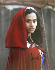 Angel Coulby signed 10x8 Image A photo (UACC approved dealer COA)