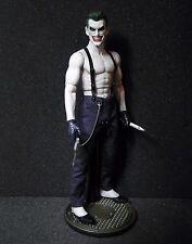 Custom Joker 1/6 12 inch Hot Toys parts Crazy Clown, Batman Dark Knight Returns