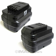 2 x 24V 24 VOLT Battery for DEWALT DW0242 DW0240 2.0AH
