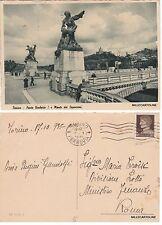 # TORINO: PONTE UMBERTO I E MONTE DEI CAPPUCCINI  1935