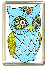Owl Son Fridge Magnet - Wildlife