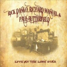 Live At The Lone Star 1984 by Paul Butterfield/Richard Manuel/Rick Danko (CD,...