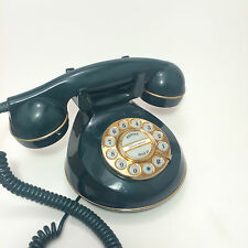 Knightsbridge Telephone Retro Vintage Inspired Microtel Model 954 Green Untested