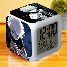 Anime HUNTERXHUNTER Killua Zoldyck Change Glowing Alarm Clock