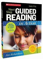 Next Step Guided Reading in Action, Grades 3-6 : Model Lessons on Video...