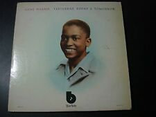 GENE HARRIS YESTERDAY TODAY & TOMORROW 2 LP RECORD SET BLUE NOTE
