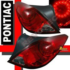 05-09 Pontiac G6 2 Door Coupe GT GTP GXP LED Tail Lights Lamps 1 Pair