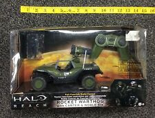 2010 NKOK Halo Reach Rocket Warthog with Carter & Noble Six In Box free shipping