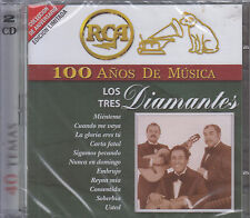 CD - Los Tres Diamantes NEW 100 anos De Musicas 2CD -FAST SHIPPING !