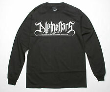 Alpinestars World Wide Long Sleeve Tee (S) Black 412468