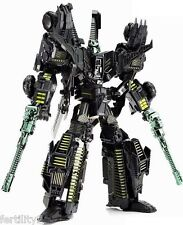 TRANSFORMERS 38 CM FIGURE TERMINUS HEXATRON NINJA SIXSHOT EXCLUSIVE WITHOUT BOX