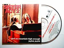 CD SINGLE B.O. FILM ▓ VALERIE ... : AINT NO MOUNTAIN HIGH ENOUGH (SISTER ACT 2)