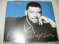 RAY SIMPSON - OUT THERE - 1992 UK CD SINGLE
