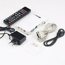 Analog TV Box LCD/CRT VGA/AV Stick Tuner Box View Receiver Converter F7